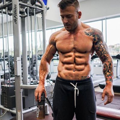 """<strong>Moodi Dennaoui, aka """"The Diet Doctor"""" and <a href=""""http://www.bodyscience.com.au/team-bsc/moodi-dennaoui/"""">BodyScience ambassador</a></strong>"""