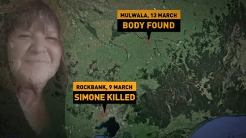 Police will allege Ms Fraser was killed in Rockbank, west of Melbourne's CBD, on March 9. (9NEWS)
