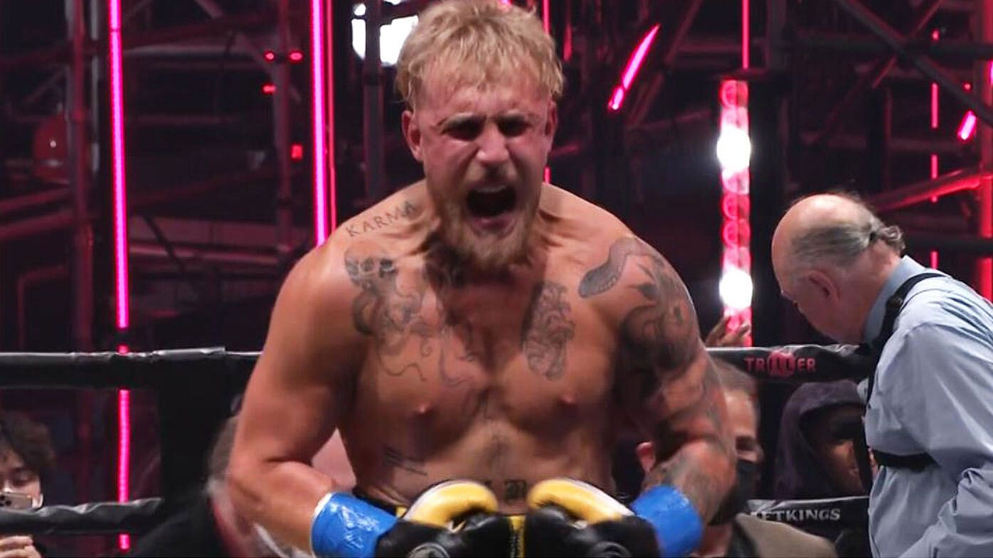YouTube star Jake Paul defeats MMA great Ben Askren