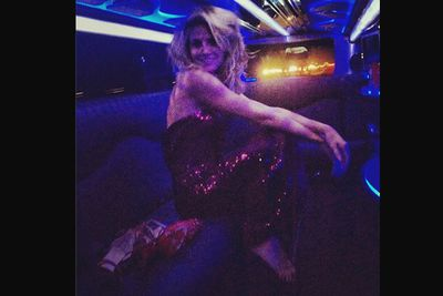 'Whew! Another fun night at the @PrimetimeEmmys! #Emmys,' Heidi posted on Instagram.<br/><br/>Image: Heidi Klum/Instagram