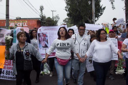 Mexican police confirmed investigators had discovered more dismembered remains in two houses.