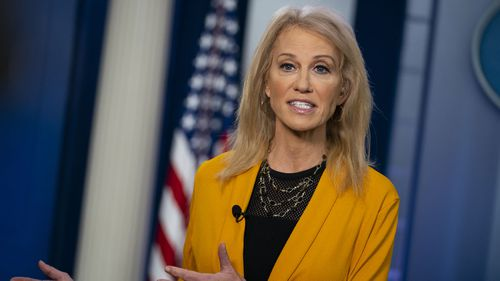 Kellyanne Conway is Donald Trump's most prominent advocates within the White House.