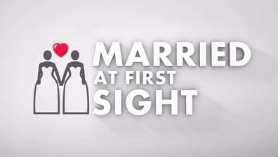 Married At First Sight (MAFS) 2020 logo