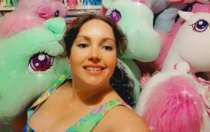 Perth woman has 'pony room' in her home after becoming vintage toy collector