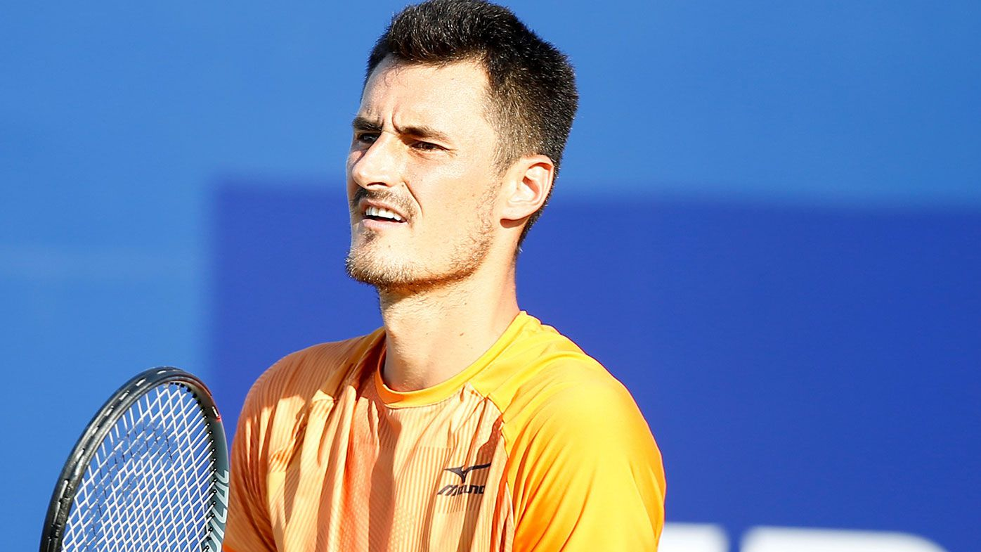 Bernard Tomic among 17 locals in Australian Open qualifying