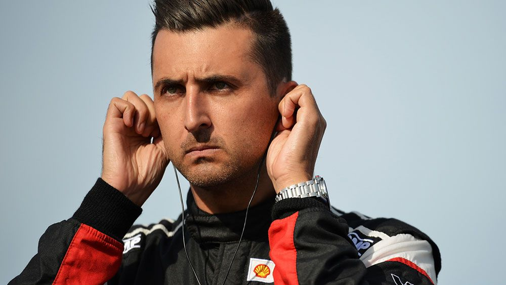 Fabian Coulthard. (Getty)