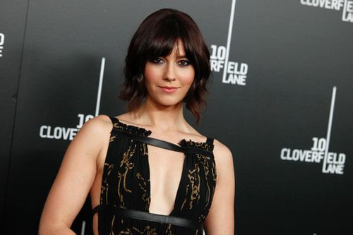 Winstead at the premiere of 10 Cloverfield Lane in 2016. (Image: AP)