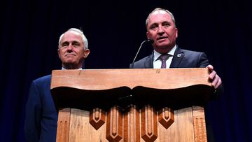 PM urged to ask for Barnaby Joyce's resignation