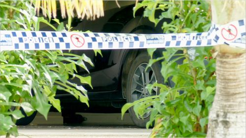 Emergency services were initially called to the Cypress Avenue, Norman Gardens address just after midday on Monday following reports of an assault.