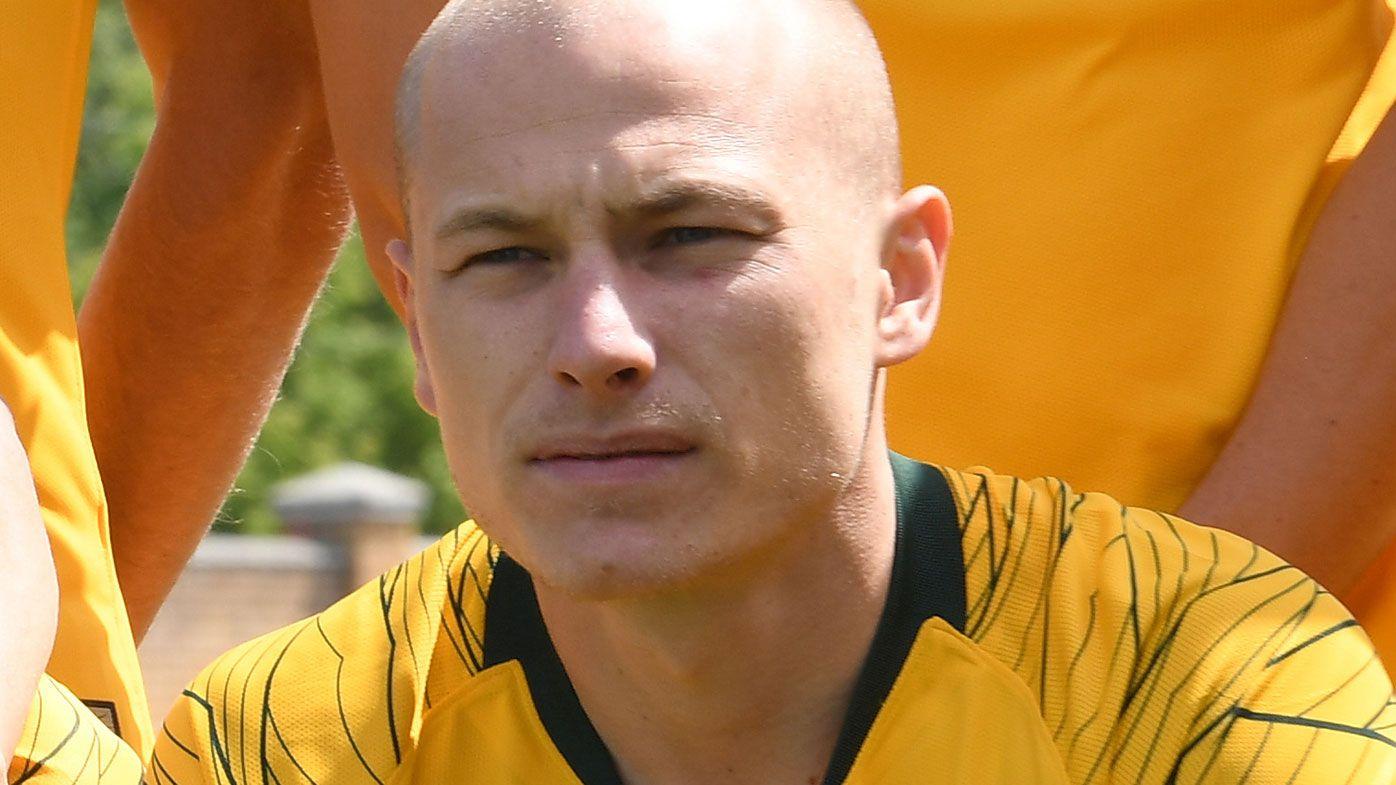 Aaron Mooy