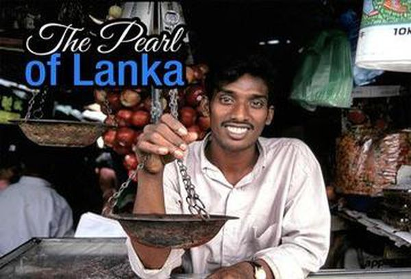 The Pearl of Lanka