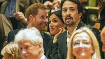 Duke and Duchess hit the town to watch Hamilton