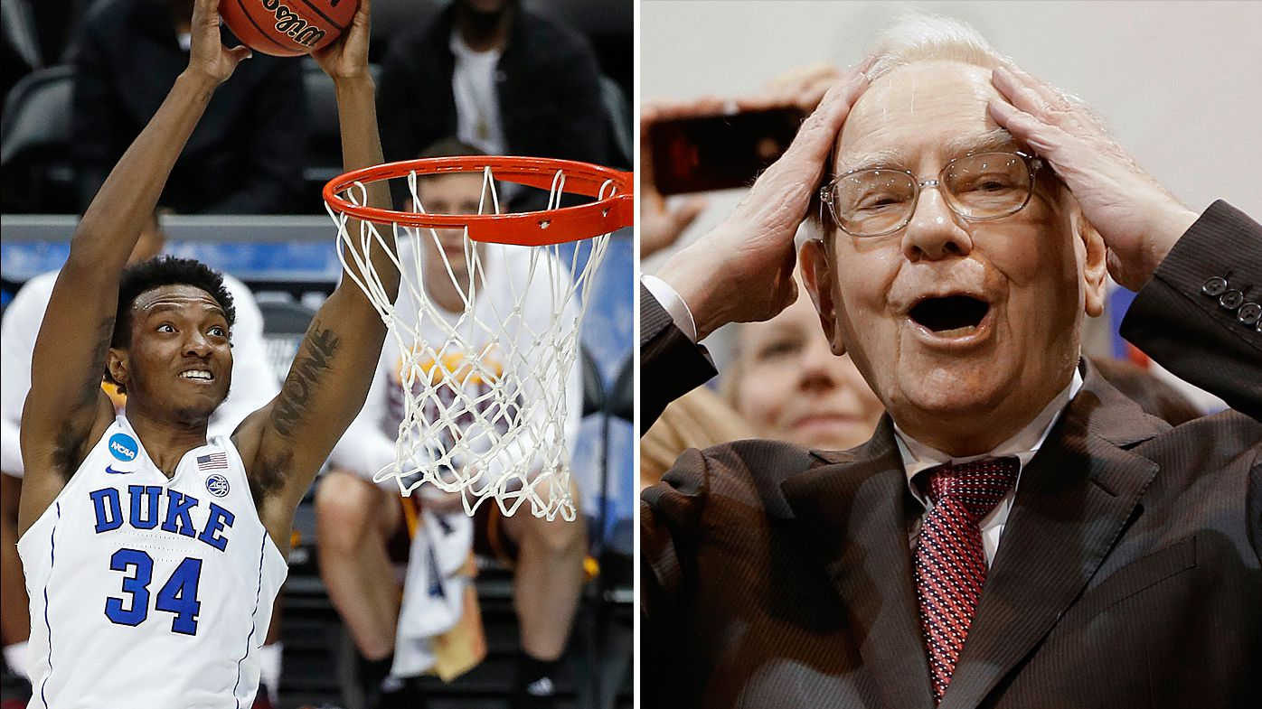 Billionaire offering million-dollar reward for picking perfect March Madness bracket