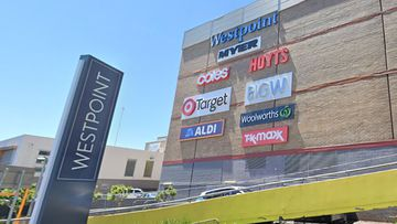 A teenage girl has been charged after allegedly spitting at a police officer during an arrest at Westpoint shopping centre in Blacktown yesterday.