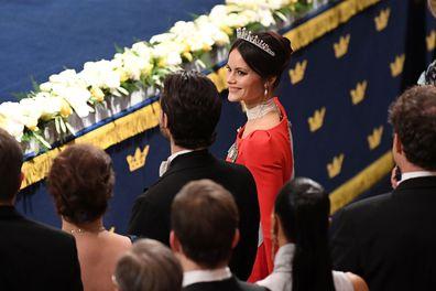 Swedish royals tiaras