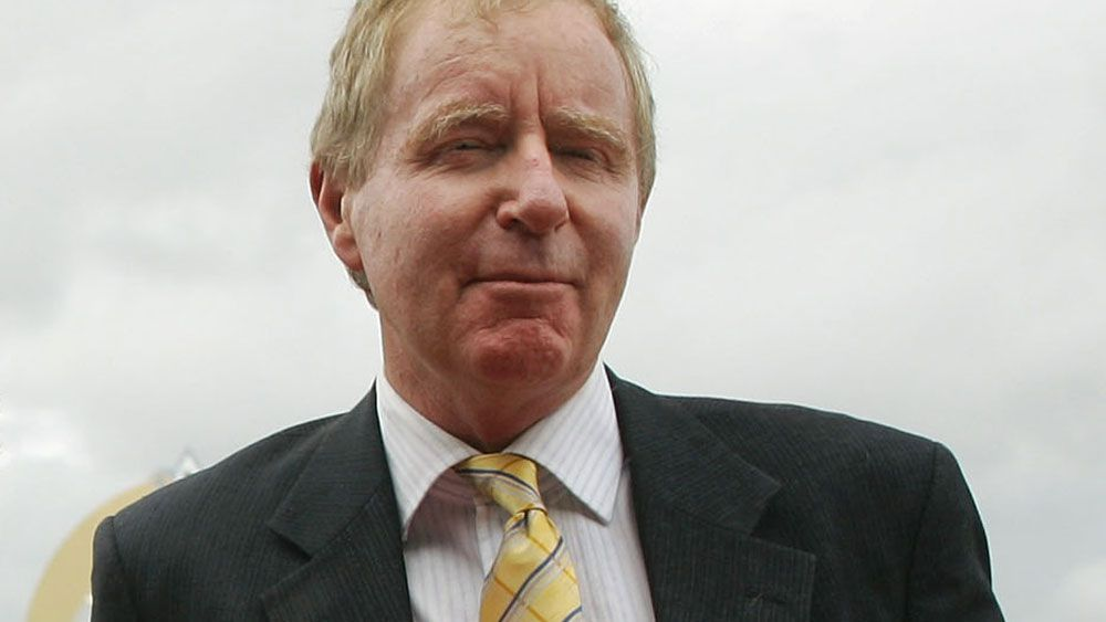 Racing Victoria chairman David Moodie. (Getty Images)