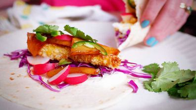 Jane de Graaff's secret to the perfect fish taco