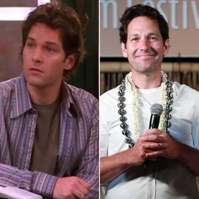 Paul Rudd as Mike Hannigan