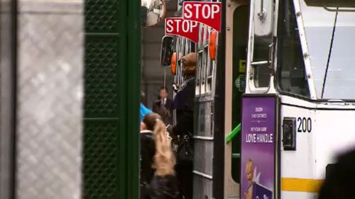Extended tram lines are part of the upgrade plans. (9NEWS)