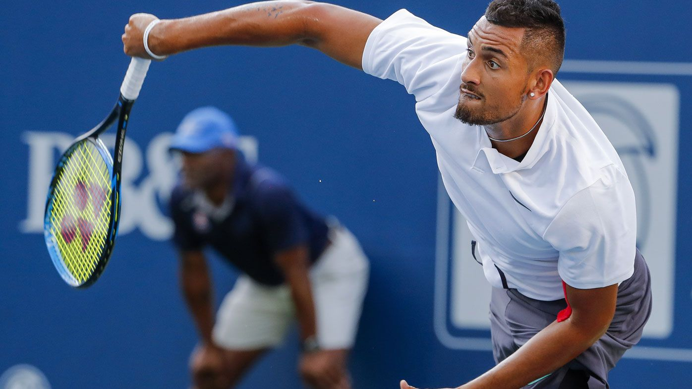 Nick Kyrgios confident of Atlanta Open chances after straights win