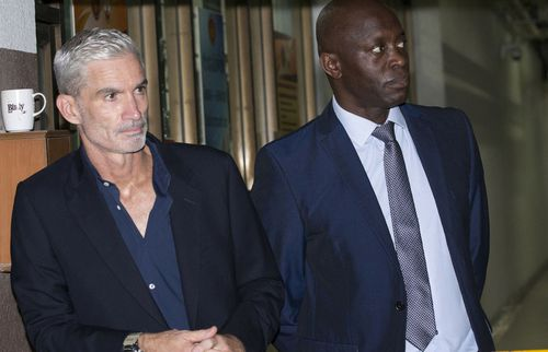 SBS analyst and former Socceroo Craig Foster, who led a campaign for his release, tweeted the news.