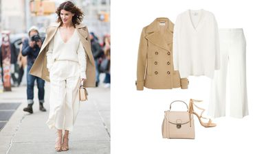 <p>Trying to dress for an after-work date is one of those tricky style situations with a lot of room for error: You want to look professional from 9-5 but cute and breezy after hours without time for a change in between.</p> <p>Thankfully, all it takes is a little clever planning for looks that are as prim and polished as they are pretty and - dare we say it - sexy.</p>