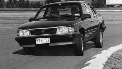 Holden Camira 1983