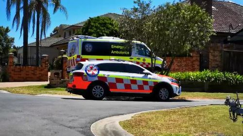 Toddler pulled from Western Sydney pool after near-drowning