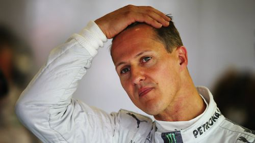 Schumacher theft suspect found dead