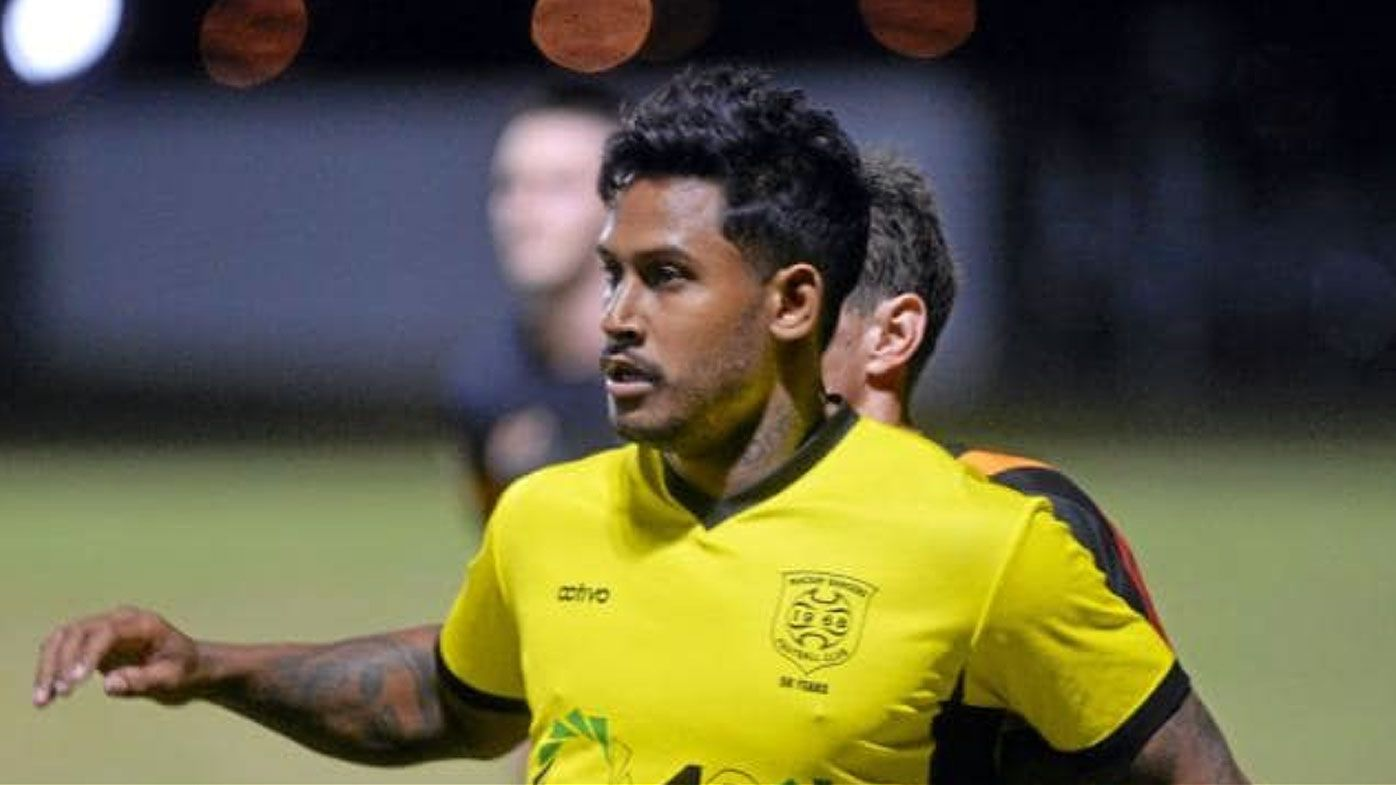 Disgraced NRL star Ben Barba makes code switch to football in Mackay Premier League