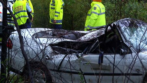 Four-year-old girl killed in crash in NSW Southern Highlands