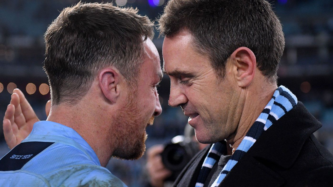 Phil Gould reveals NSW Origin selection pact with Brad Fittler over Nathan Cleary