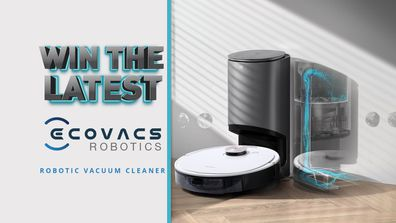 todayshow ecovacs robotic vacuum cleaner comp
