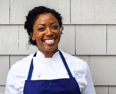 Nyesha Arrington chef