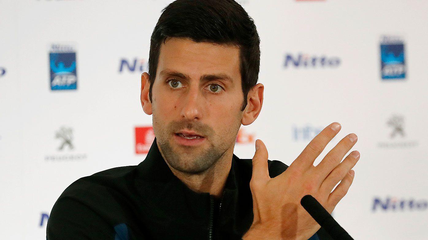 Novak Djokovic feeling sense of mortality following Murray annnouncement