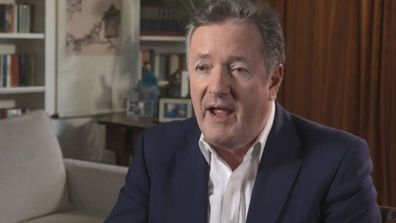 Piers Morgan on TMZ Fox News Special Harry & Meghan: The Royals in Crisis