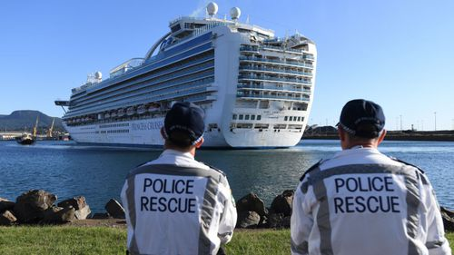 Ruby Princess expected to depart on Sunday as commission of inquiry announced