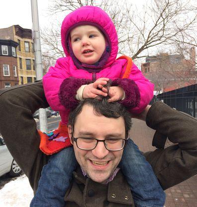 Dad recalls heartbreaking moment his baby daughter was killed in freak accident