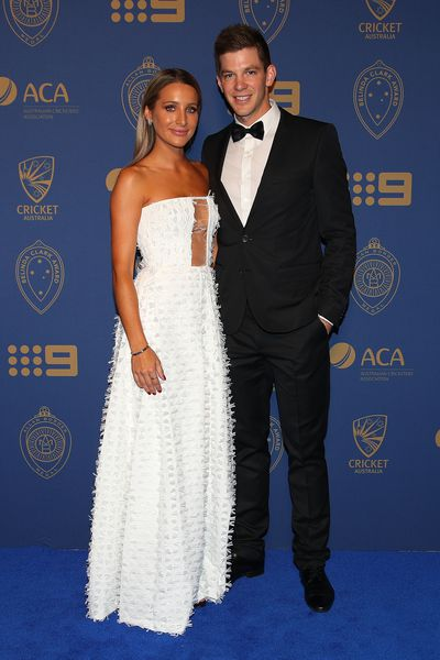 Tim Paine and Bonnie Paine
