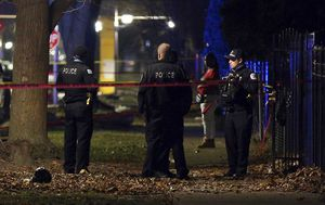 Thirteen wounded in shooting while attending Chicago memorial party