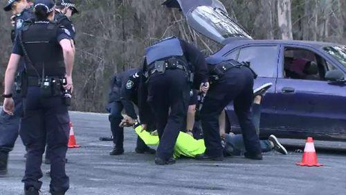 Ben Goreng arrest