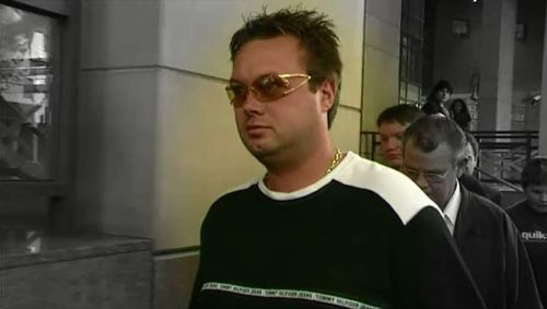 Mr Shand was the last person to speak to underworld figure Carl Williams before the latter's murder.