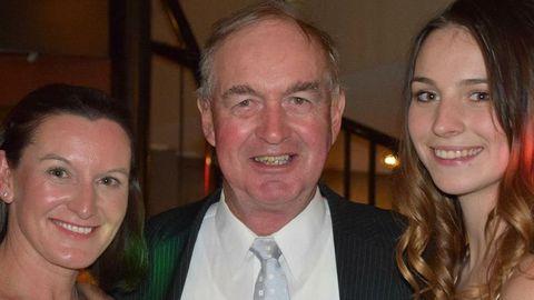 Cassandra, Max and Allegra Thorburn