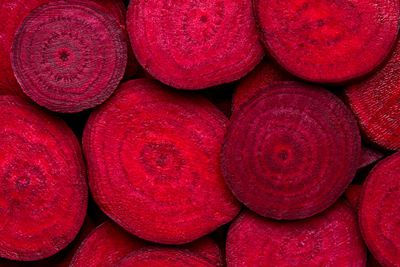 Beetroot: 7.96g sugar per 100g