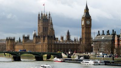 Are the UK's Houses of Parliament falling down?