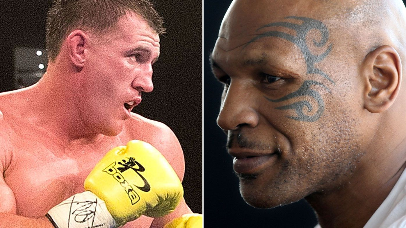 EXCLUSIVE: Paul Gallen responds to shock bid for fight against Mike Tyson
