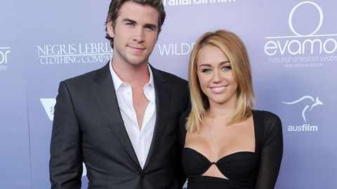 Watch: Liam Hemsworth and Miley Cyrus's romantic beach holiday