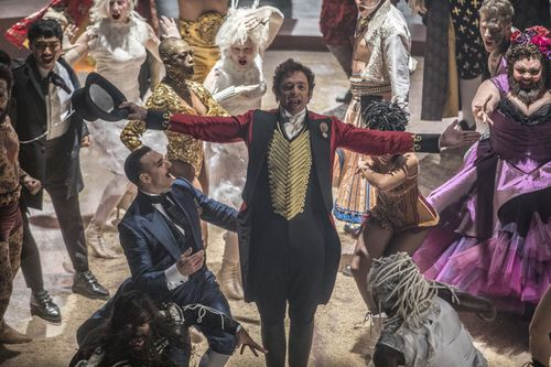 Jackman told Wilkins the seven-year development was partially due to studios not willing to take a risk on an original musical. (AAP)