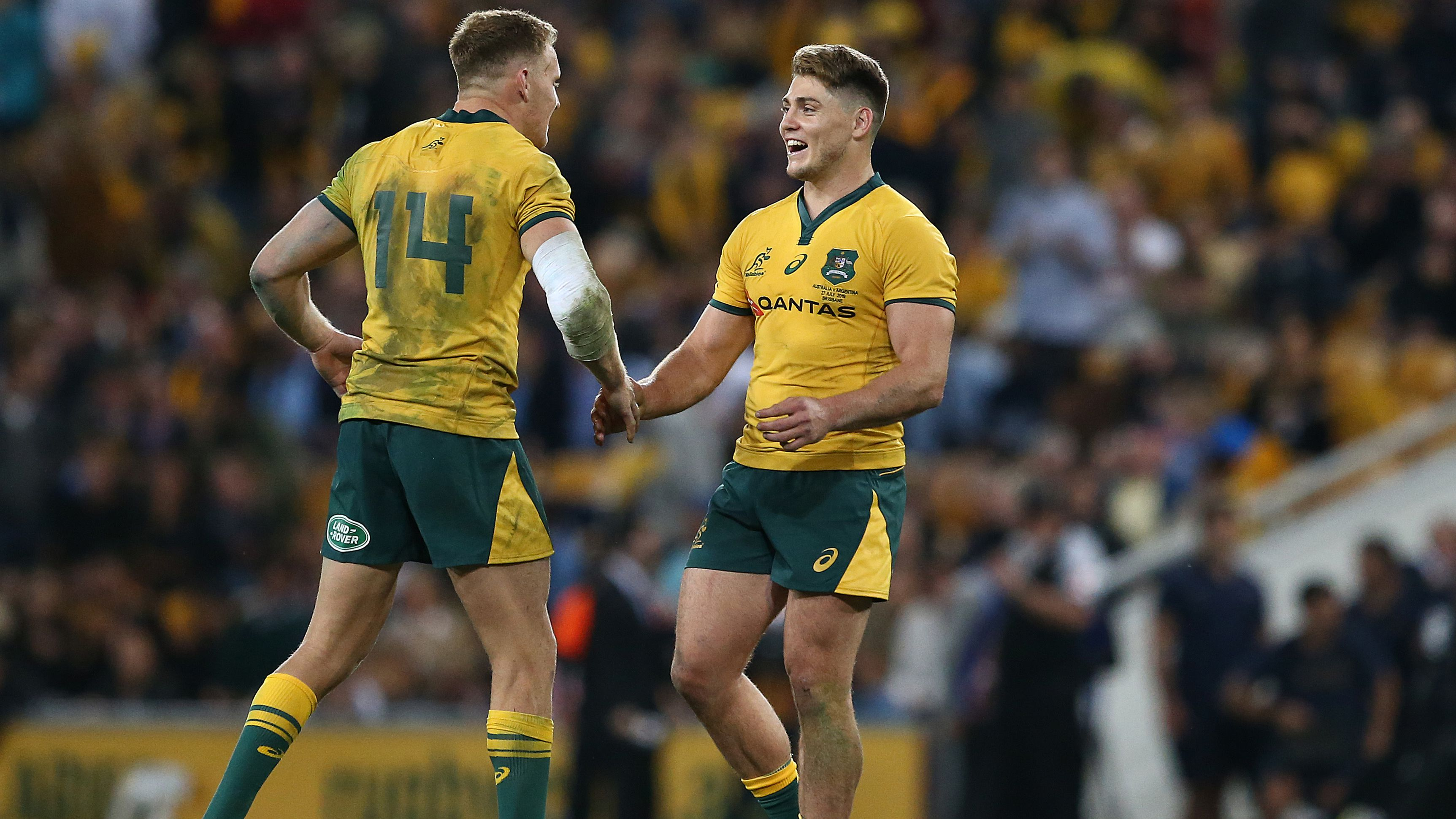Wallabies team to play Argentina: James O'Connor returns at 10, Reece Hodge switched to fullback