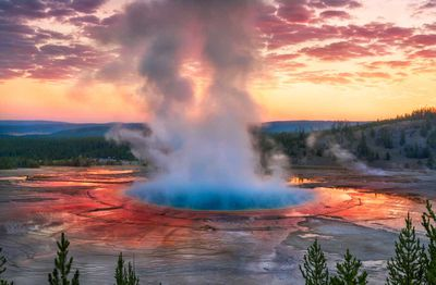 9. Yellowstone, Wyoming - 761 thousand searches